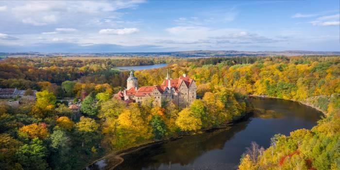 Zamki w Polsce – piękne i niezwykłe