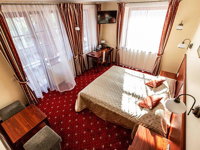 Hotel Galia   Druskienniki - Litwa
