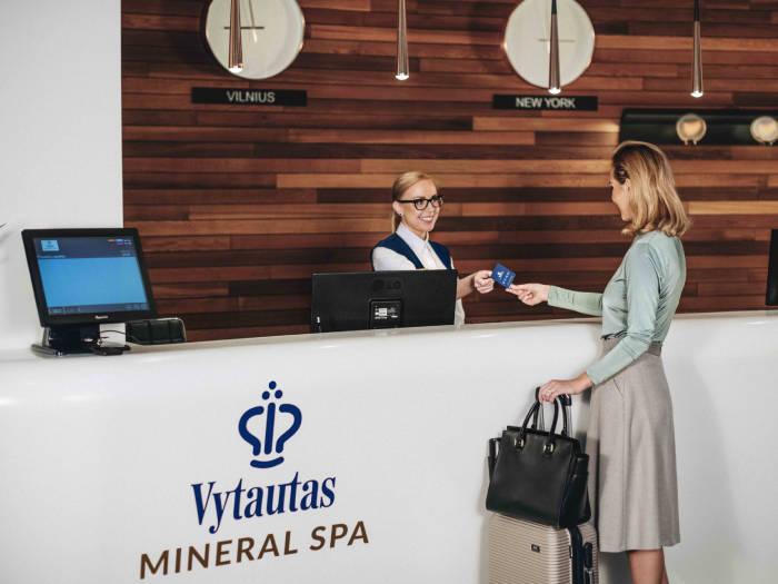 Vytautas Mineral SPA   Birsztany - Litwa