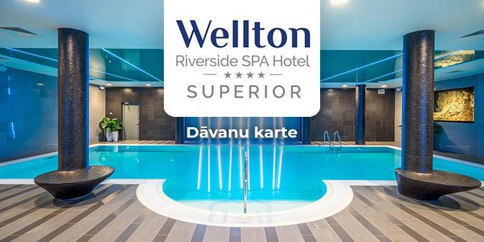 Karta Podarunkowa do Wellton Riverside SPA Hotel