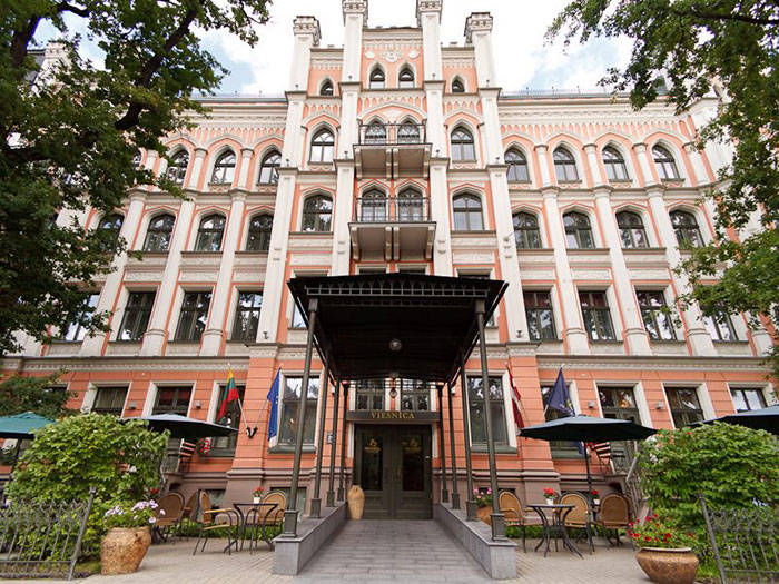 Monika Centrum Hotels | Ryga - Łotwa